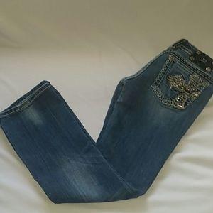 Miss Me Je50953 Regular Boot Cut Jeans